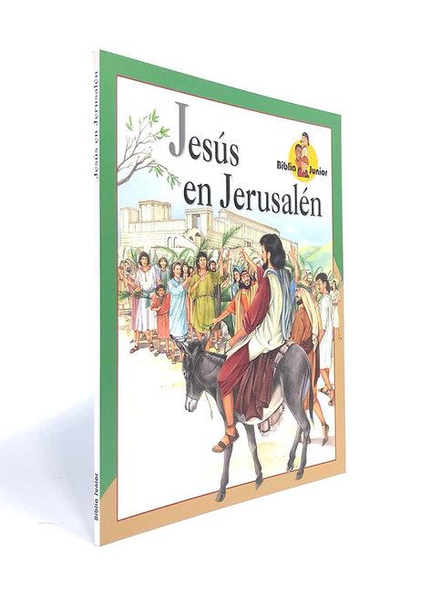 JESUS EN JERUSALEN