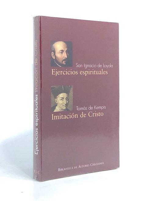 EJERCICIOS ESPIRITUALES/ IMITACION DE CRISTO