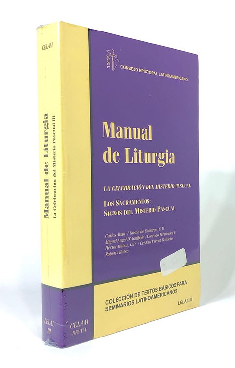 MANUAL DE LITURGIA III