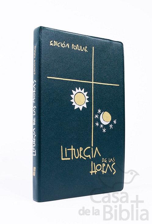 LITURGIA DE LAS HORAS, POPULAR, LETRA GRANDE.