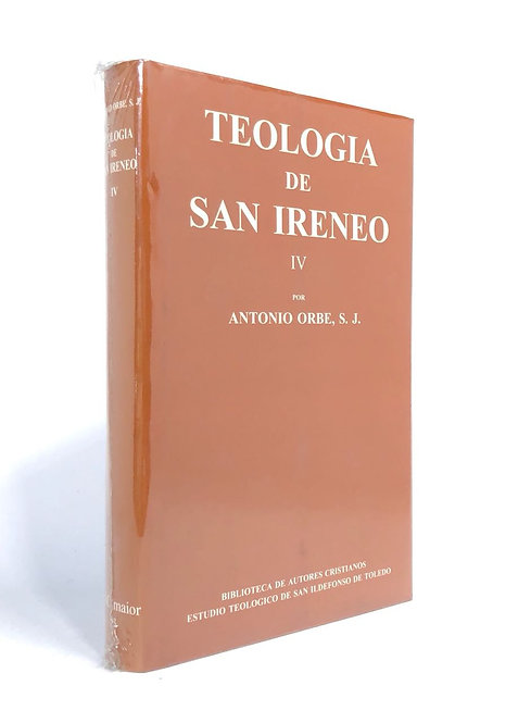 TEOLOGIA DE SAN IRENEO IV