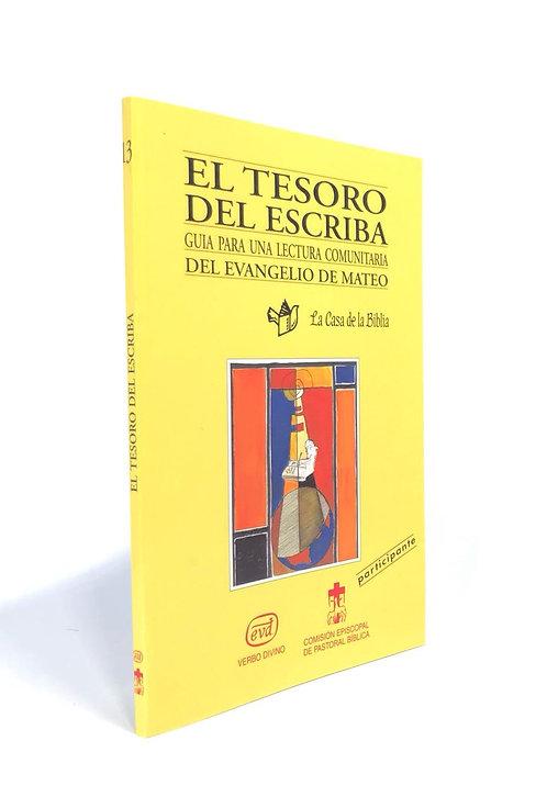 TESORO DEL ESCRIBA, EL