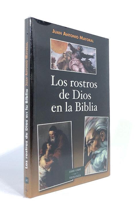 ROSTROS DE DIOS EN LA BIBLIA, LOS