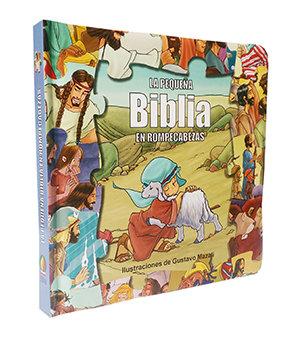 LA PEQUEÑA BIBLIA EN ROMPECABEZAS
