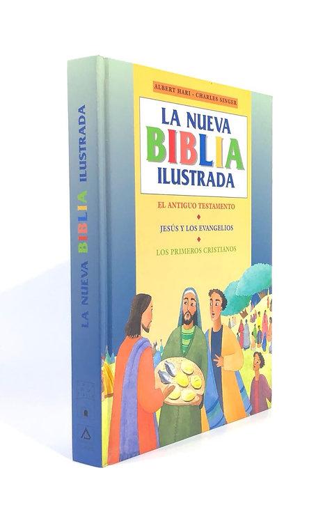 NUEVA BIBLIA ILUSTRADA, LA
