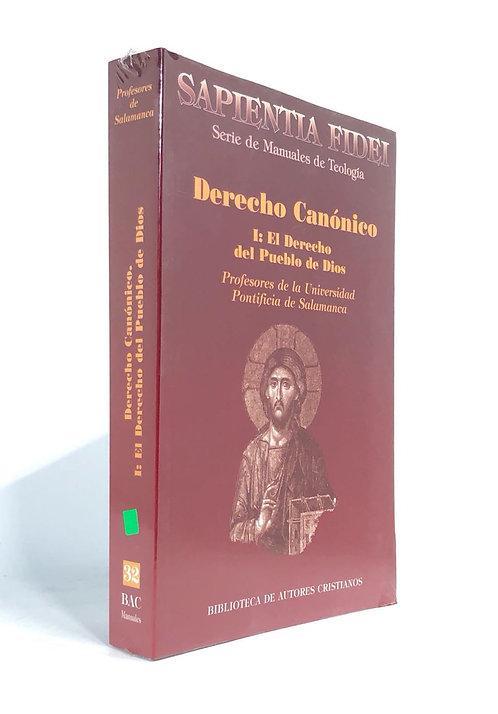 DERECHO CANONICO I