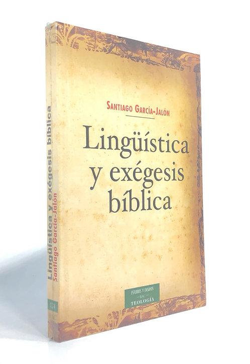 LINGÜÍSTICA Y EXÉGESIS BIBLICA