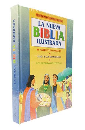 NUEVA BIBLIA ILUSTRADA, TAPA DURA