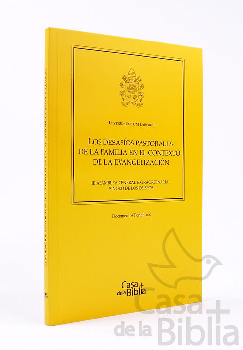INSTRUMENTUM LABORIS, III ASAMBLEA GENERAL