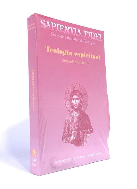 TEOLOGIA ESPIRITUAL