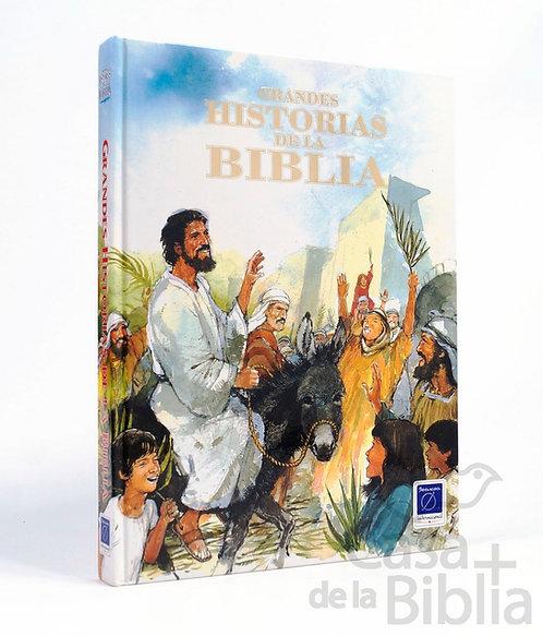 GRANDES HISTORIAS DE BÍBLIA