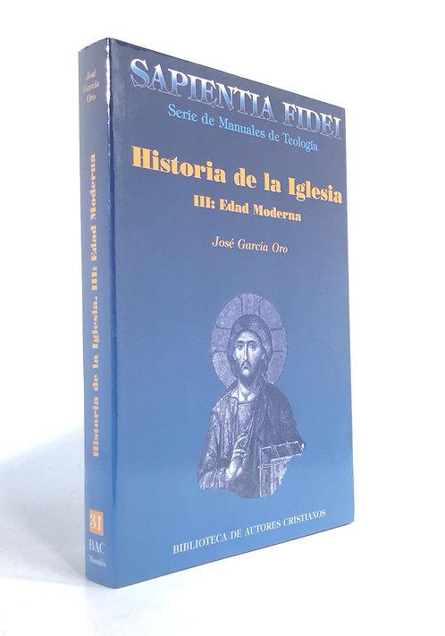 HISTORIA DE LA IGLESIA III