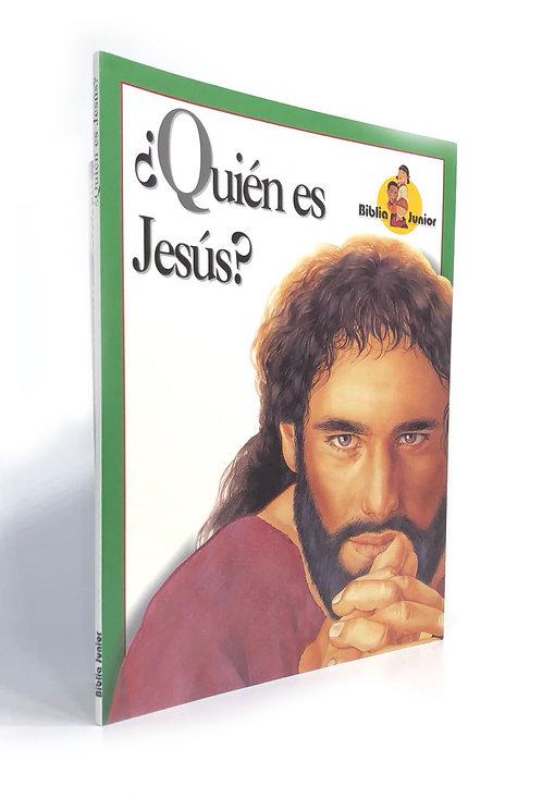 ¿QUIEN ES JESUS?