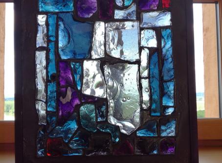 Exposition collective de Dalles de verre à Auvillar (82)