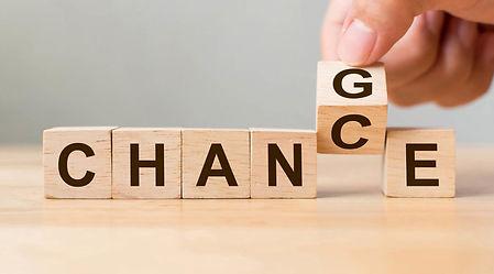 Accompagnement thérapeutique à la reconversion professionnelle: changement chance