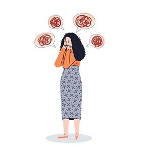 Les conséquences d'un blocage psychologique ou d'un blocage émotionnel