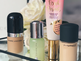 My Top Foundations for Super Oily Skin plus a Secret Weapon