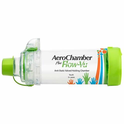 AEROCHAMBER PLUS BOQUILLA CON FLOW-VU - INFANTIL