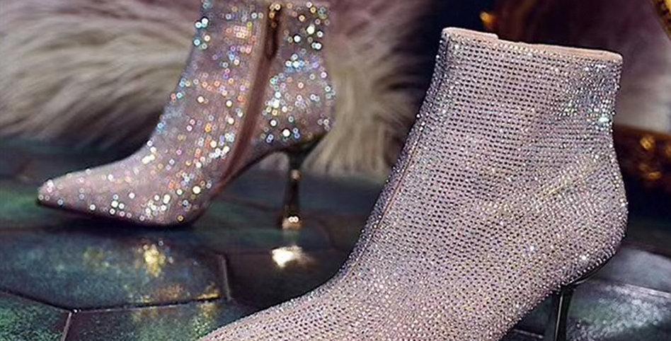 Kotníkové boty Moulin Rouge