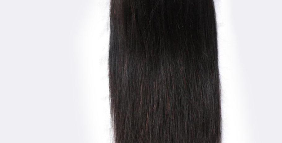 Felicita  - příčes z pravých vlasů (75 cm)
