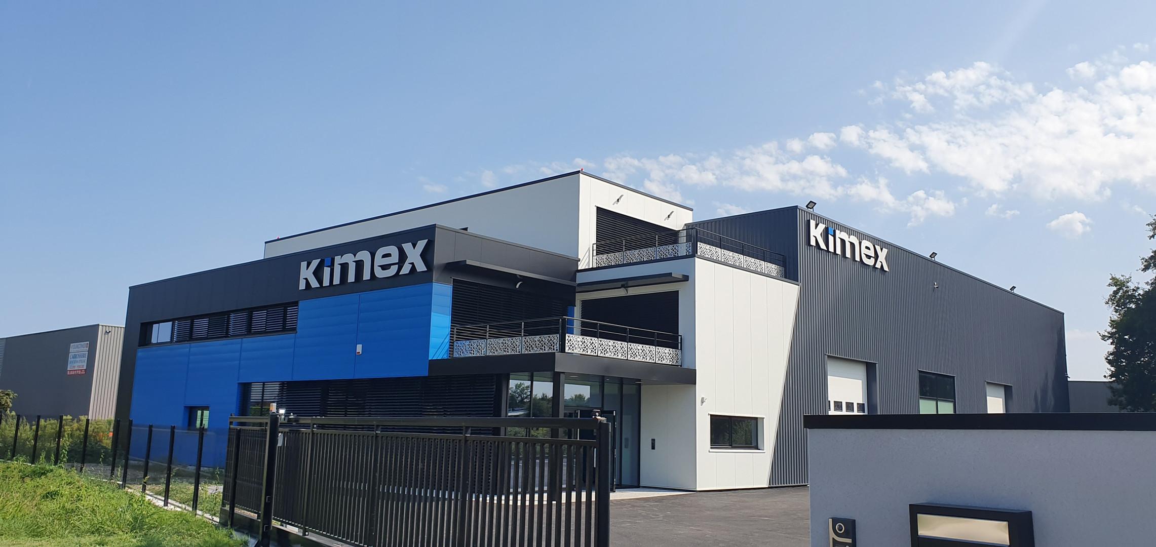 Batiment Kimex
