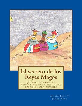 Portada de El secreto de los Reyes Magos
