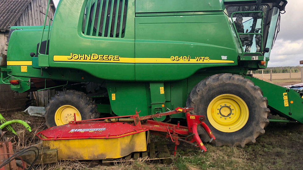 John Deere 9640i WTS