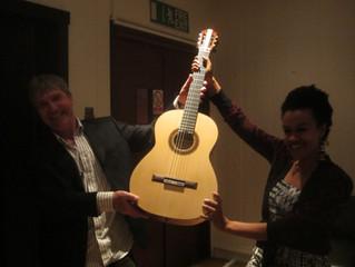 Meklit's Guitar