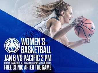 BYU Women's Basketball - Free Game & Clinic