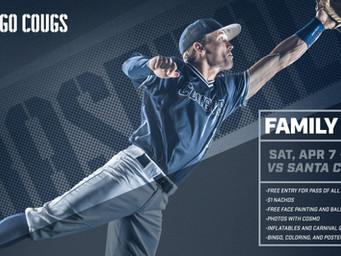 BYU Baseball / Softball Family Day