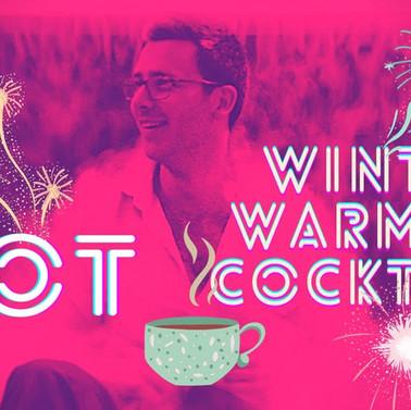 Hot Winter Warmer Cocktails