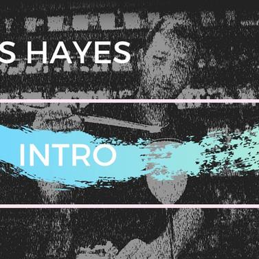 Lewis Hayes- Behind the scenes