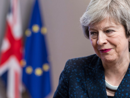 May Suffers Fresh Defeat As Commons Rebel Group Rises