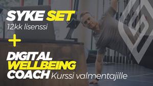 Kesäkampanja valmentajille - SYKE SET