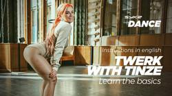 Twerk with Tinze Learn the basics