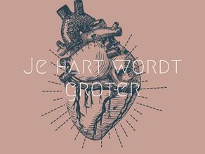 Je hart wordt groter – Vervangen bestaat niet