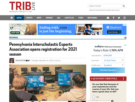 In the News...PIEA featured by Pittsburgh's TribLIVE