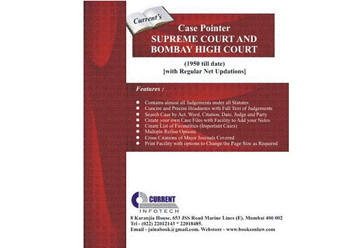 Case Pointer Supreme Court and Bombay High Court