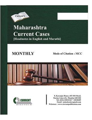 Maharashtra Current Cases
