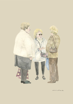 Discussion sur la rue