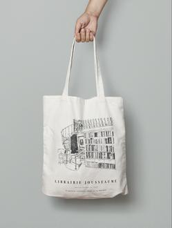Librairie Jousseaume Shopbag, 2019