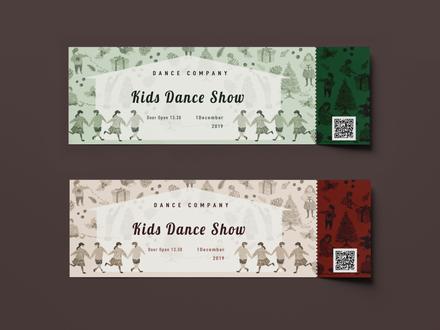 Kids Dance Show