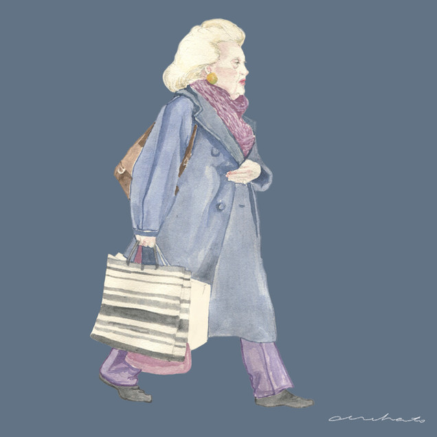Granny Portrait