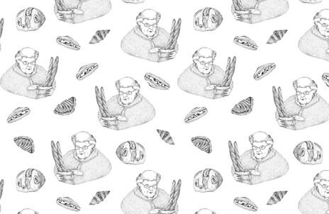 Pattern Design for Maki's Bakery