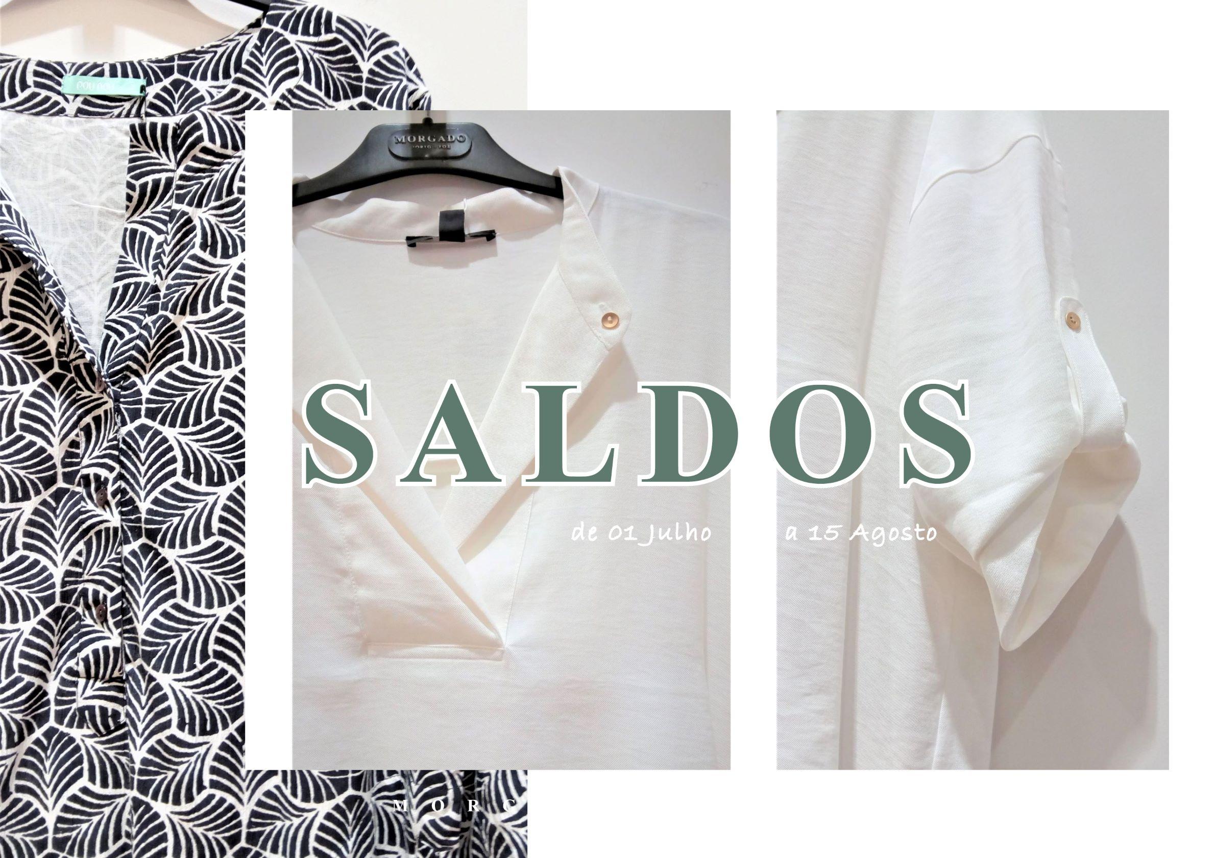 Campanha SALDOS Primavera Verão 2019