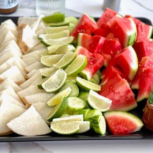 Fresh Fruit & Tajin
