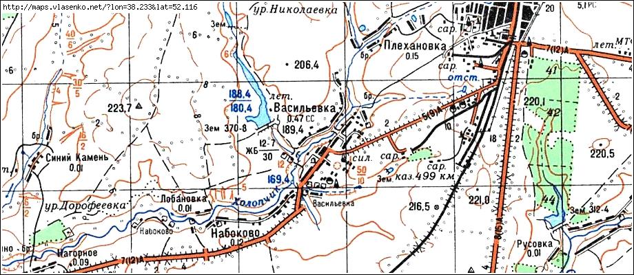 Лермонтовские места Васильевка (2)