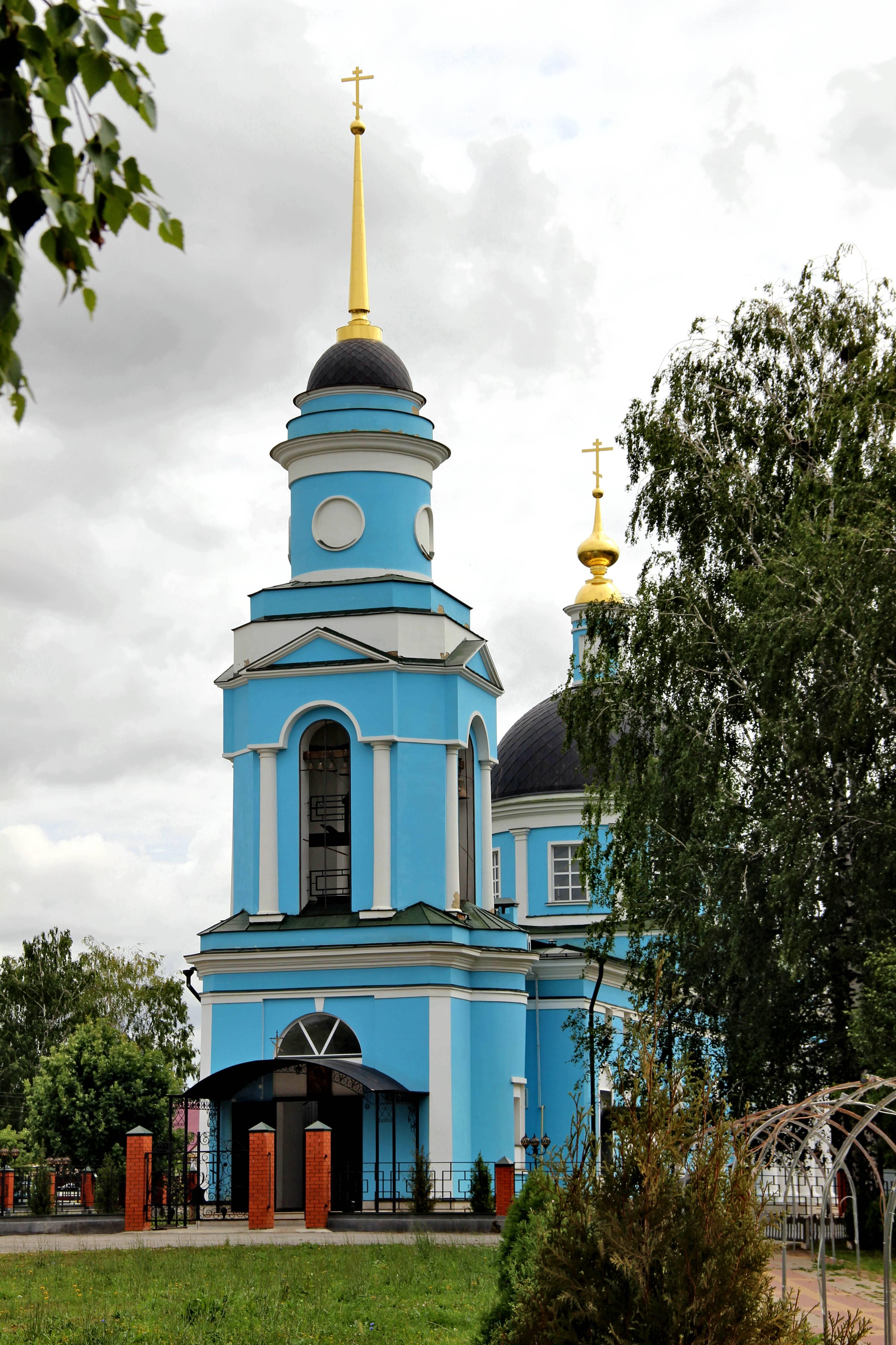 Церковь Николая Угодника
