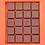 Thumbnail: Coffret NATURA 80 bonbons chocolat au lait