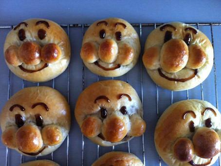 ドイツの小麦粉で日本のふわふわパンを焼く